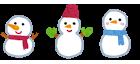 line_winter_snowman